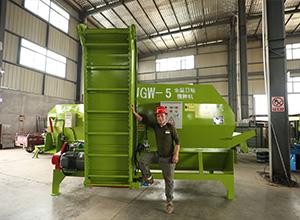 厂内机械展示