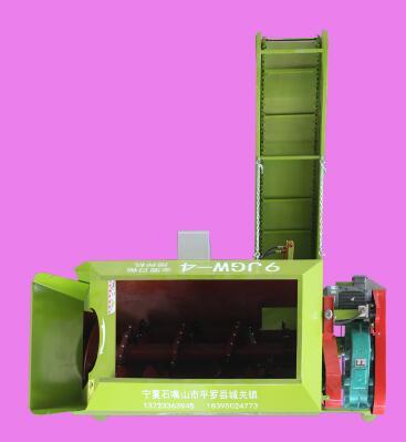 立式移动式饲料制备机设备