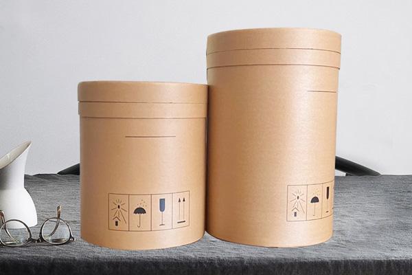 纸筒包装与塑料包装的优缺点大家了解吗?