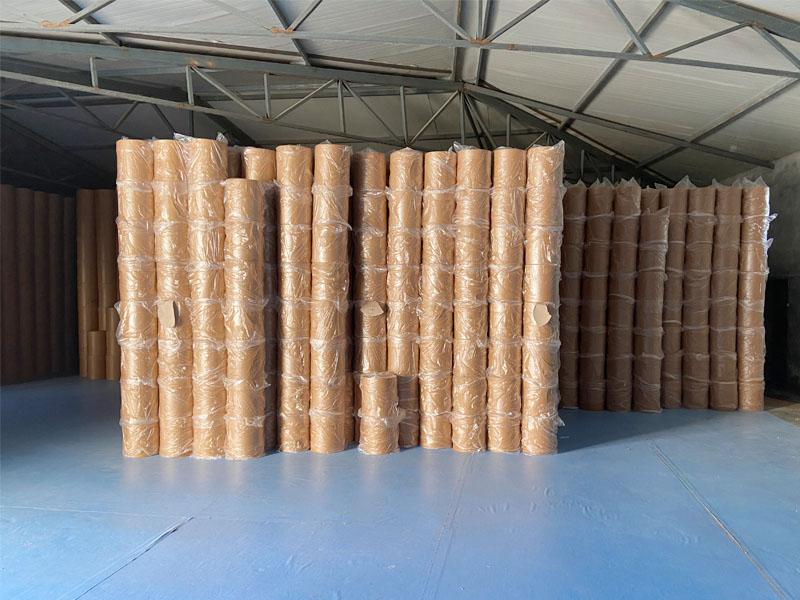 纸桶成型工艺对纸桶原辅材料的质量