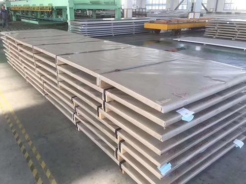 内蒙古华闽不锈钢与某大型工程合作不锈钢板案例