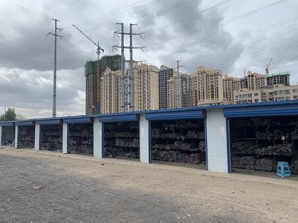 包头大型不锈钢工程厂家厂区环境