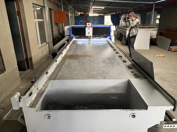 不锈钢板刨槽设备