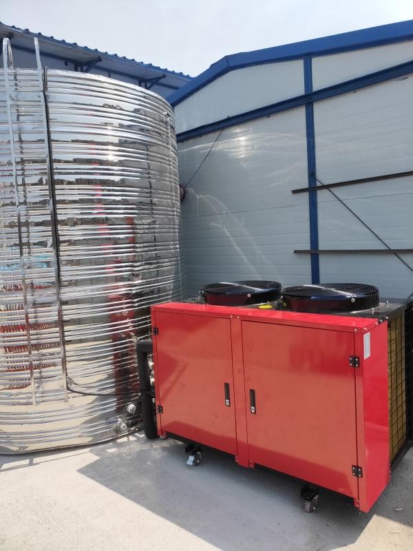 空气能热水器客户案例