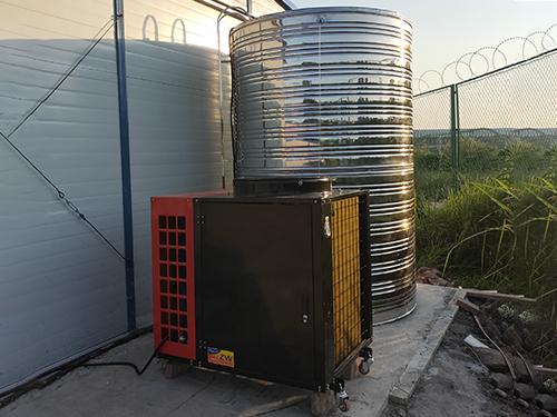 西安电热水器客户安装案例