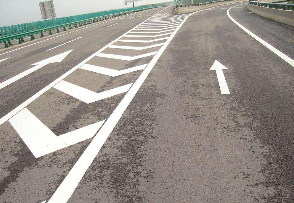 道路划线漆