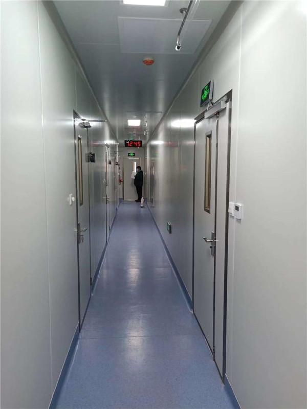 医疗器械洁净室建设
