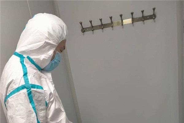 达拉特旗疾病预防控制中心PCR实验室建设竣工第三方检测已通过!