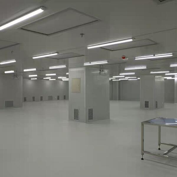 洁净室的净化工程的空调设备和空调系统的清扫