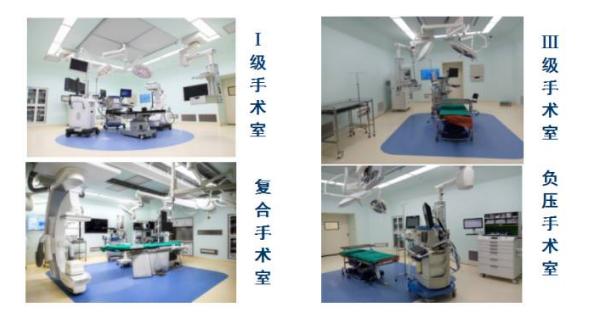 不同的手术室建筑布局有不同的感控作用