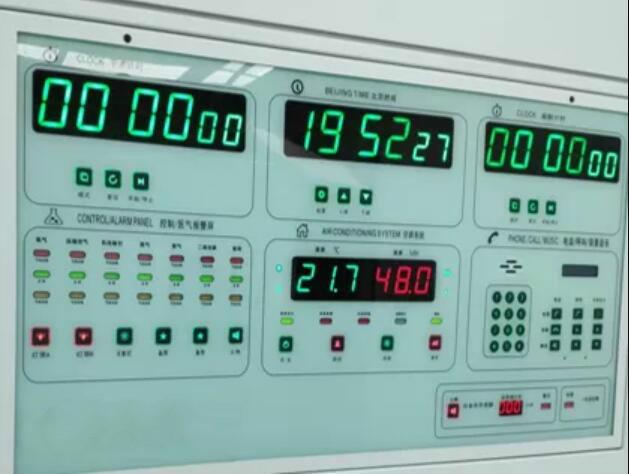 净化空调控制系统的功能与运行