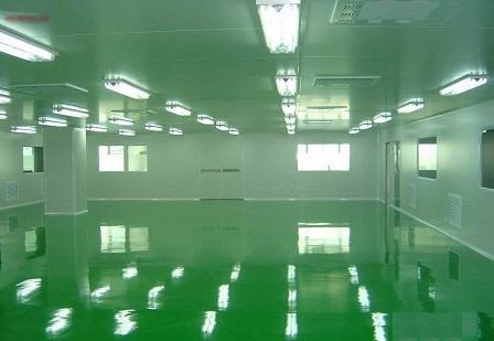 不同洁净室装修的建设标准和建设要求