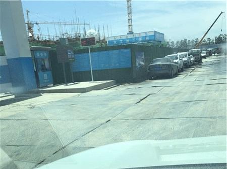 郑州铺路钢板出租公司