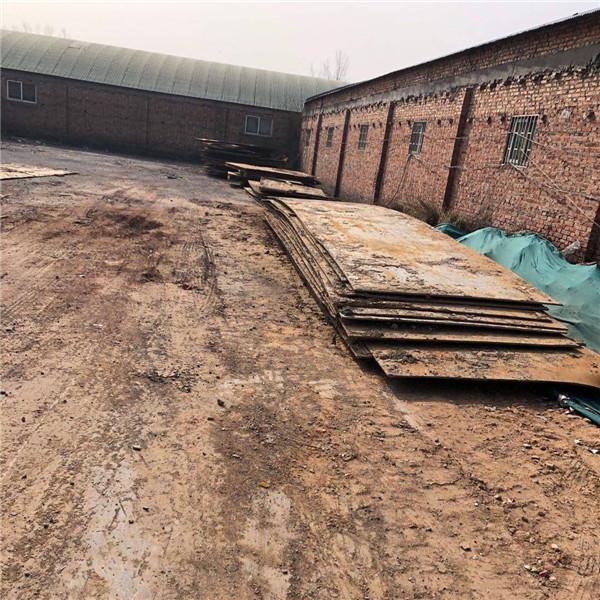 郑州钢板租赁