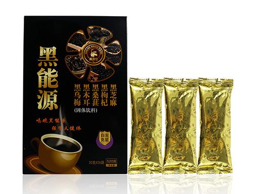 浙江固体饮料-黑能源