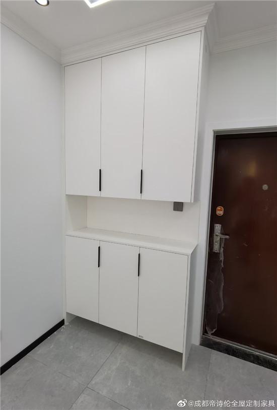 客户的满意是我们成都定制家具-帝诗伦更努力的服务