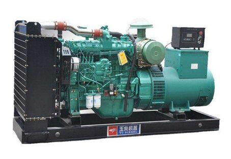 柴油發電機組合作品牌:玉柴