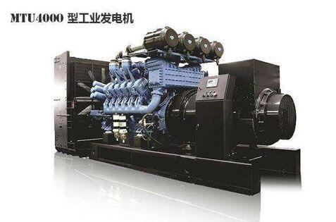 大型柴油發電機組合作品牌:奔馳