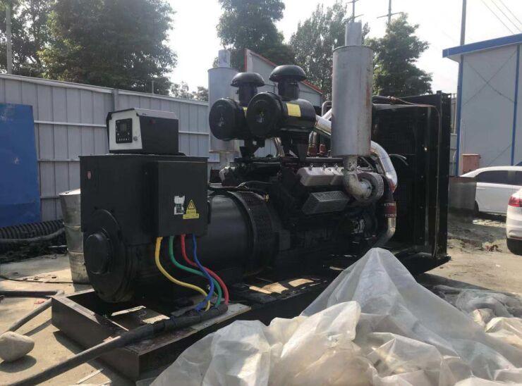 柴油發電機組合作客戶