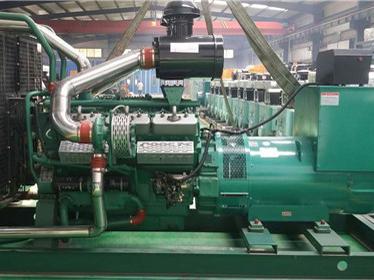 成都大型柴油發電機組維修