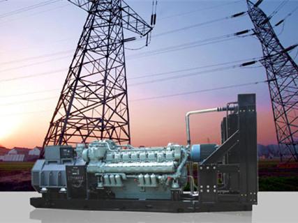 成都柴油發電機組