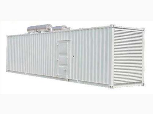 成都集裝箱發電機組