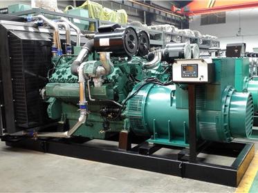 四川大型柴油發電機組