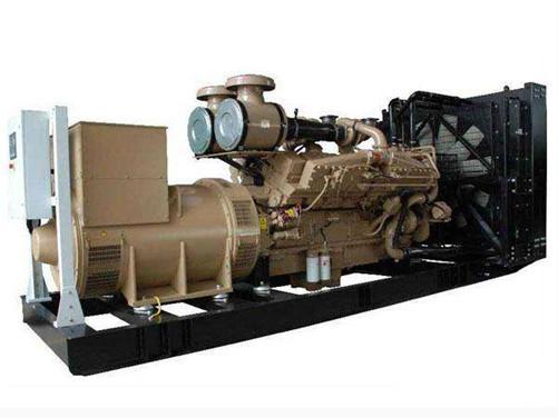 成都柴油发电机组使用时到底是哪些部件发出的噪音?