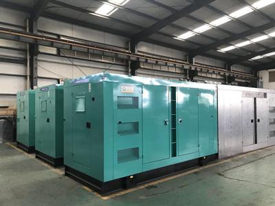 成都大型柴油发电机组润滑系统的清洗方法