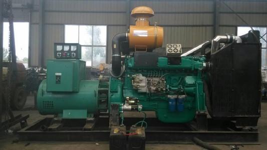 關於成都大型柴油發電機組的組成結構,你一定得了解