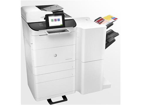 彩色工作流页宽复印机维修