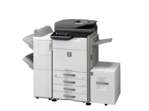 为什么成都页宽打印机租赁后打不了字?