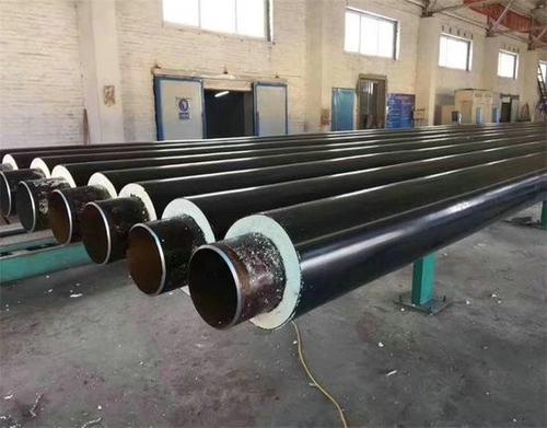 新疆保温管厂家告诉你聚氨酯保温管具有的优异的隔热性
