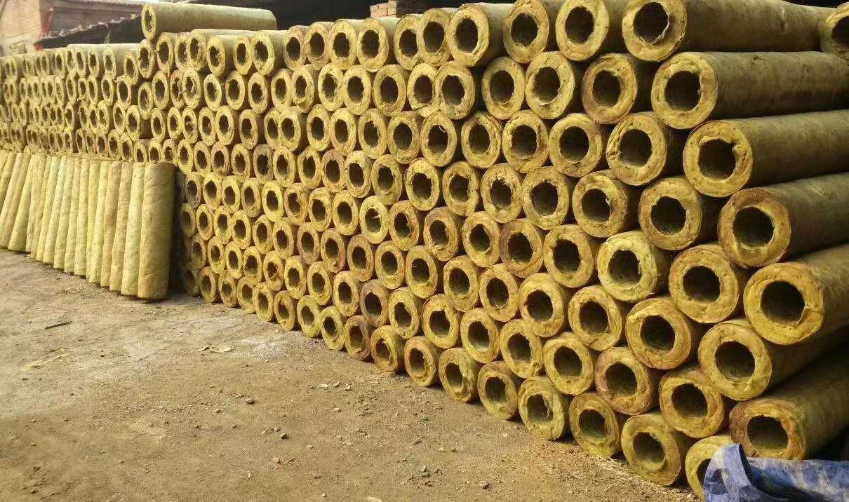 新疆玻璃棉管厂家供应