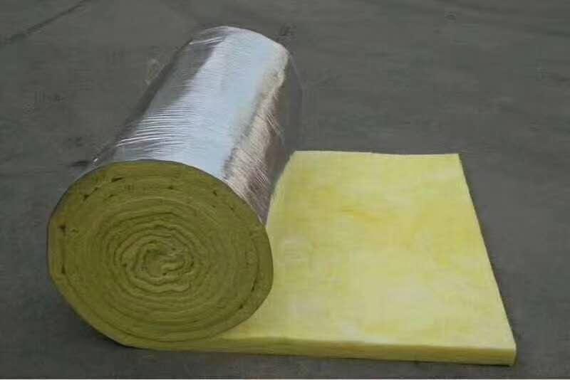 专业生产玻璃棉卷毡