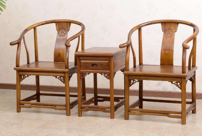 襄阳实木椅子展示