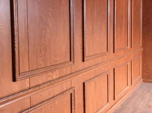 根据护墙板的尺寸和造型,一般分为这3种!看一看吧!