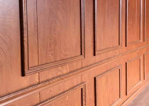 以护墙板的尺寸与造型为根据,大致上可分为这3种!