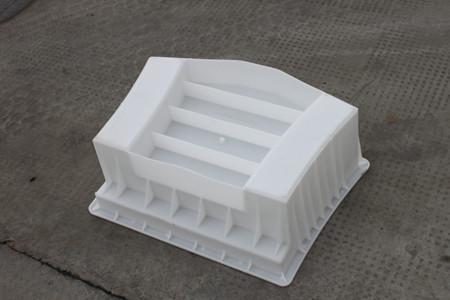 护坡模具选用塑料材质的优势