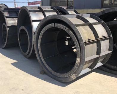 井体钢模具的组成和工艺
