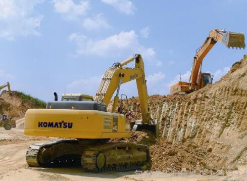土地開挖,運輸和填筑等施工過程都算土方工程嗎?