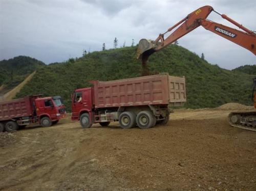 土方工程與土石方工程區別
