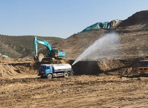 兰州土石方工程