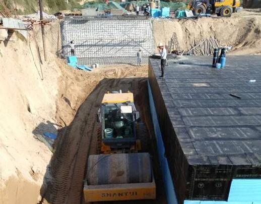 土石方工程的施工主要有哪些独有的特征