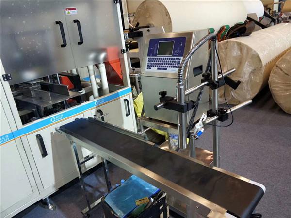 w600喷码机生活用纸行业