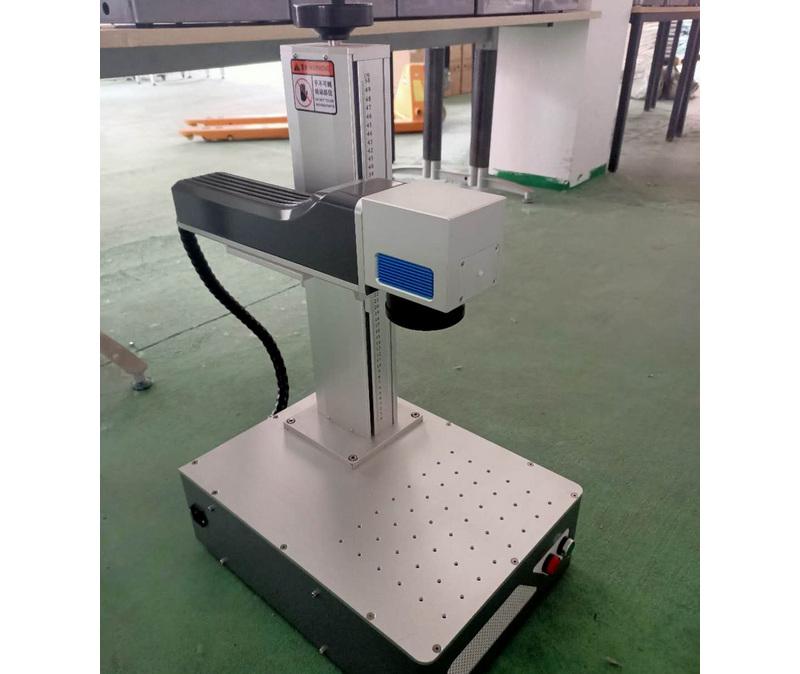 河南光纤激光喷码机