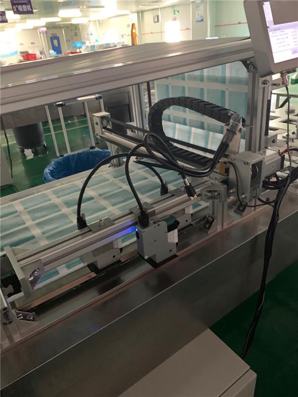 医疗器械行业应用方案:HP多喷头喷码机