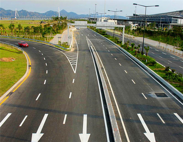 寧夏公路建設