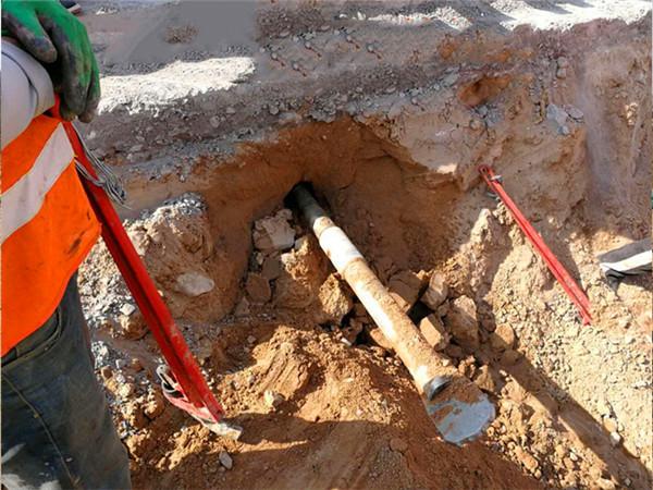 非開挖技術中一般會出現的困難和處理技巧