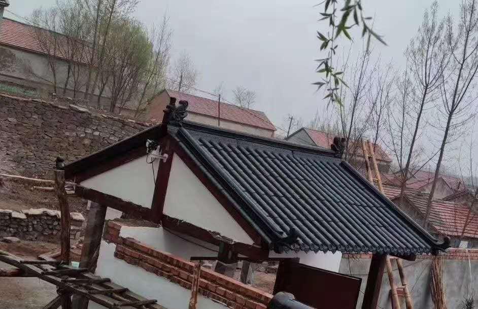 为什么陕西古建筑屋顶装饰瓦这么受群众喜爱?—这几点对你了解它有帮助